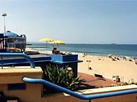 suedafrika durban an der beach front